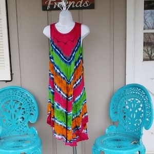 Ananda Tropical Dress